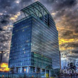 Reid Callaway - The Pinnacle Sunrise Buckhead Atlanta Art