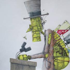 Chase Fleischman - The Political Machine
