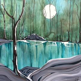 Pat Purdy - The Pond