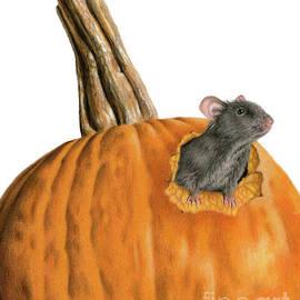 Sarah Batalka - The Pumpkin Carver