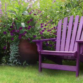 Lori Deiter - The Purple Chair