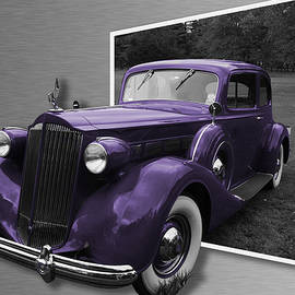 The Purple Packard by Andrea Swiedler
