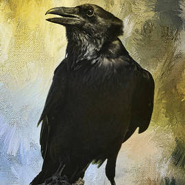 The Raven by Barbara Manis