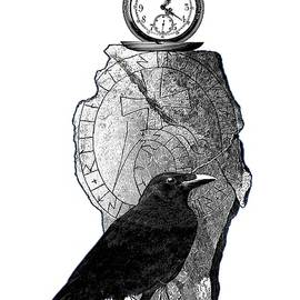 Sandra McGinley - The Raven, The Pocket Watch, And The Runestone
