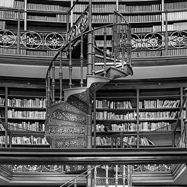 The Reading Room - Liverpool Library by Georgia Fowler