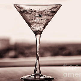 The Real Ruby Martini by Rene Triay Photography