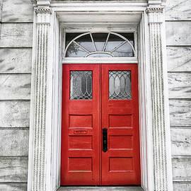 The Red Door by Lorraine Baum