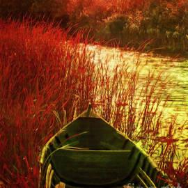 KaFra Art - The Red Grass of Autumn