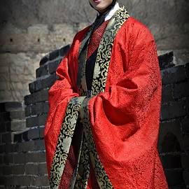 Toni Abdnour - The Red Robe