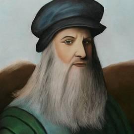 Vishvesh Tadsare - The master of Renaissance - Leonardo da Vinci