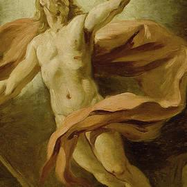The Resurrection, 1739  - Jean Francois de Troy