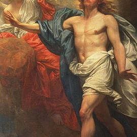 The Resurrection  - Benjamin West