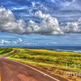 Reid Callaway - The Road Home Grand Canyon of the Pacific Kauai Hawaii Collection Art