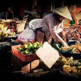 Toni Abdnour - The Roadside Market