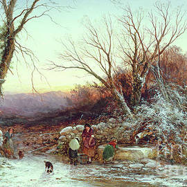 The Roadside Spring  Winter