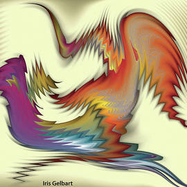 The Rooster by Iris Gelbart