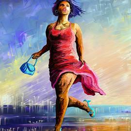 Anthony Mwangi - The Runner