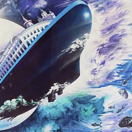 Arun Sivaprasad - The Sail Of A Cruise Ship To Dreamland
