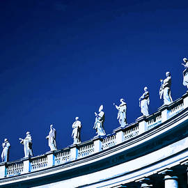 Brian Shaw - The Saints Above St Peter