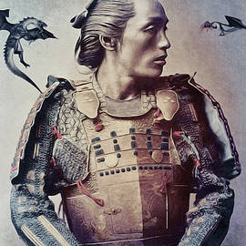 Susan Maxwell Schmidt - The Samurai and the Dragons