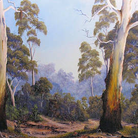 John Cocoris - The Scent Of Australian Gumtrees