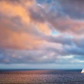 The Sea At Peace by Endre Balogh