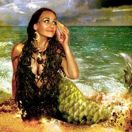 The Sea Is Calling  by Nada Meeks