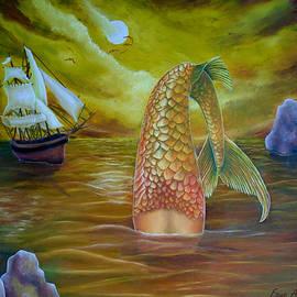 Faye Anastasopoulou - The Sea Legend
