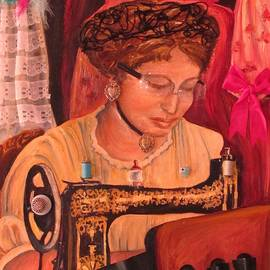 Carol Allen Anfinsen - The Seamstress