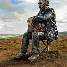 The Seated Man