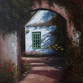 The Secret Garden by Sean Conlon