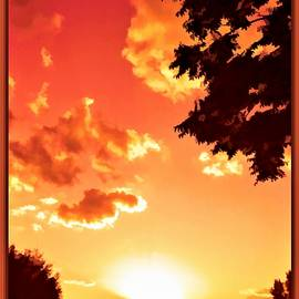 Debra Lynch - The Setting Sun