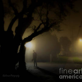 Kip Krause - Silhouette - The Shadow