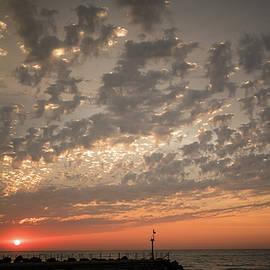 Brian Bartz - The Shelf Sunrise