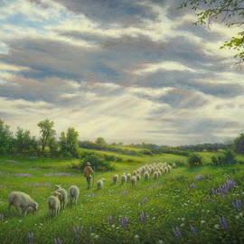 Barry DeBaun - The Shepherd