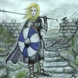 Philip Harvey - The Shieldmaiden