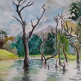 Lasya Upadhyaya - The Silent Creek