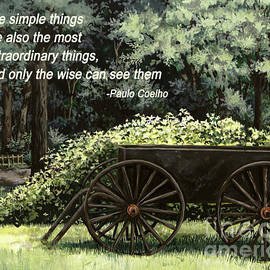 Mary Palmer - The Simple Things