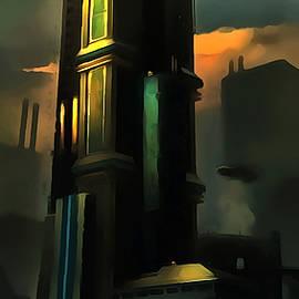 Mario Carini - The Skyscxraper of Tomorrow