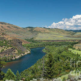 The Snake River by Sharon Seaward