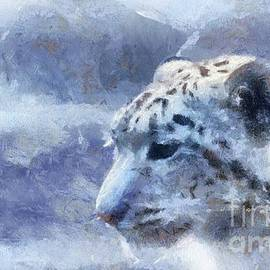 The Snow Leopard by Sarah Kirk - Sarah Kirk