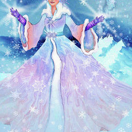 The Snow Queen by Teresa Ascone