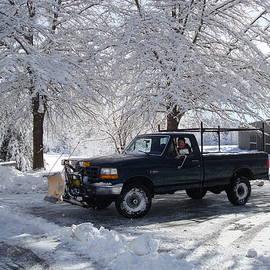 Arlane Crump - The Snow Shovel Guy