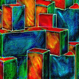 Michele Avanti - The Sorcerers Cosmic Boxes