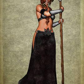 Ken Morris - The Sorceress Mage