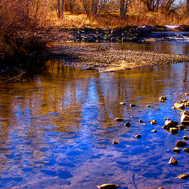 The South Platte River II by David Patterson