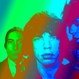 Martin James - The Stones
