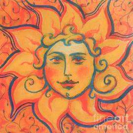 The Sun by Julia Khoroshikh