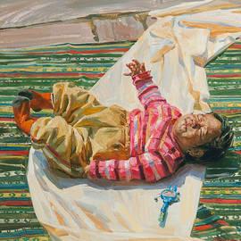 Victoria Kharchenko - The sun of a new day
