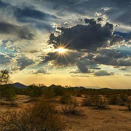 Saija  Lehtonen - The Sun Shineth Bright on the Sonoran Desert